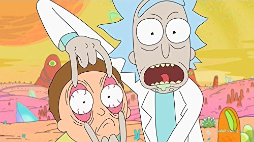 rick-and-morty-season-2-25x14-inch-62x35-cm-silk-poster-pj1a-9771