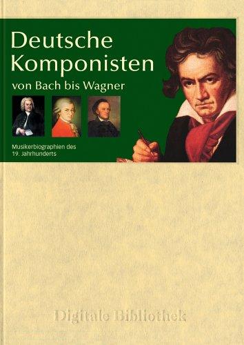 Deutsche Komponisten von Bach b. Wagner (PC+MAC)
