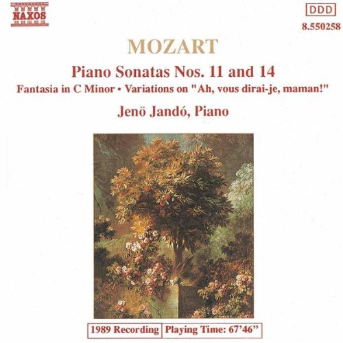 Piano Sonata No. 11 in A major...