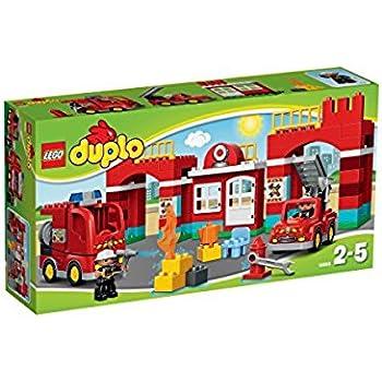 Jouet D'eveil Des La Caserne Legoville 6168 Lego Duplo 4ALq35cRj