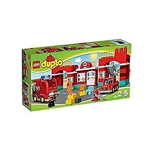 LEGO Duplo - Caserma dei Pompieri 5702015355384 LEGO