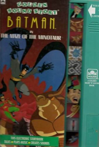 Batman: the maze of the minotaur