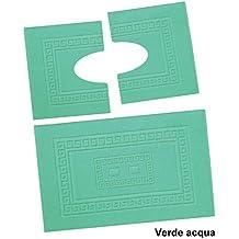 Amazon.it: Tappeti Bagno - Verde