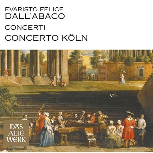 Dall'Abaco : Concerti a quattro da chiesa Op.2 [1712], Concerto No.7 in C major : I Largo andante