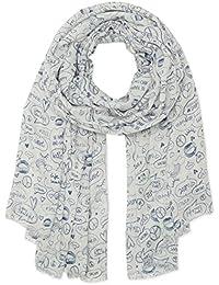 Codello Softer Schal mit verspieltem Muster