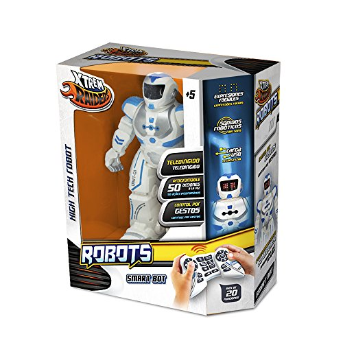 51TGO1ssGyL - World Brands - Smart Bot, robot controlable por control remoto (XT30037)