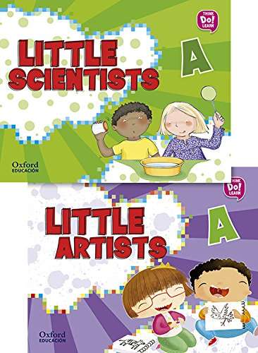 Pack Little Artists & Little Scientists A (Little Artists & Scientists)