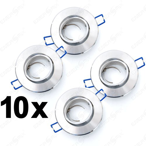 10-x-fixations-orientables-de-spot-encastrable-aluminium-poli