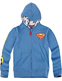 Superman Chicos Chaqueta sudadera 2016 Collection - Azul