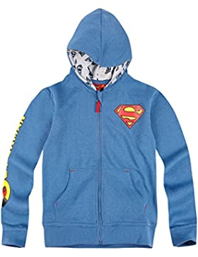 Superman Chicos Chaqueta sudadera 2016 Collection - Azul