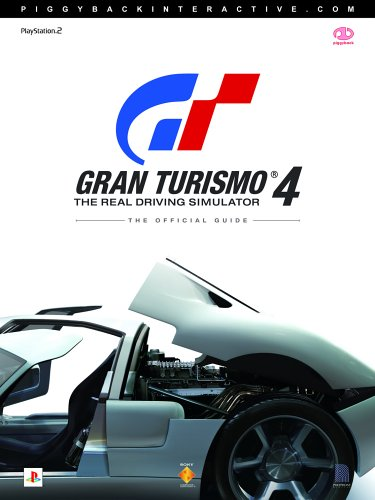 Gran Turismo 4: The Official Guide por Daujam Mathieu