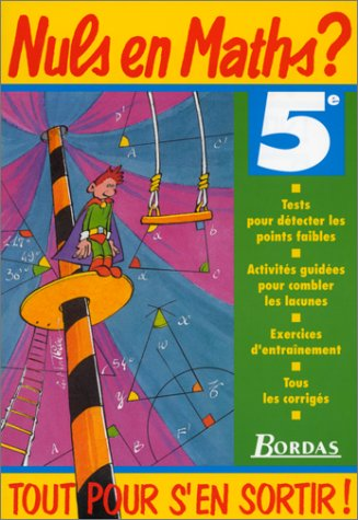 NULS EN MATHS 5E (Ancienne Edition) par Romet