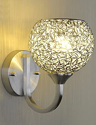 SSBY Modern Simplicity Wall Sconce Metal Base Cap Dining Room / Study Room/Office / Hallway Wall Lamps Easy Installation