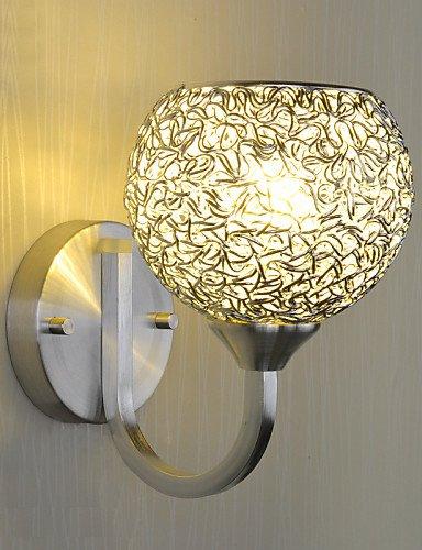 SSBY Lampade a candela da parete Stile Mini Moderno/contemporaneo Metallo , 220-240v