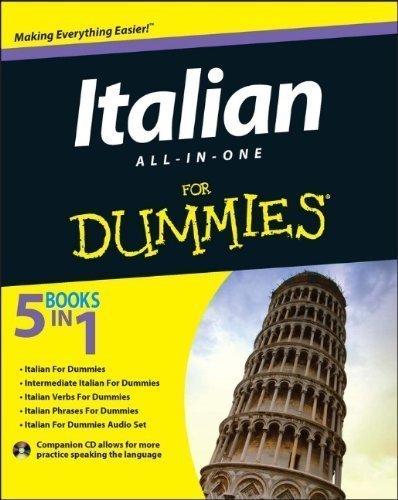 Italian All-in-One For Dummies (For Dummies (Language & Literature)) by Consumer Dummies Published by For Dummies 1st (first) edition (2013) Paperback
