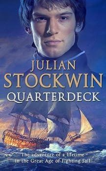 Quarterdeck Thomas Kydd 5 Ebook Julian Stockwin Amazon