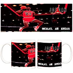 Taza Michael Air Jordan Chicago Bulls 23