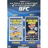 UFC 1 The Beginning + UFC 2 : No Way Out