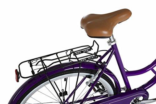 51TGTdM%2BcAL - Barracuda Women's Delphinus Bike, Purple, Size 19