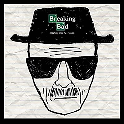 Breaking Bad Official 2016 Calendar