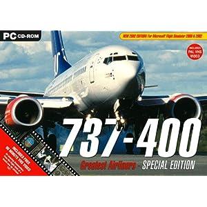 Flight Simulator – 737-400 Special Edition