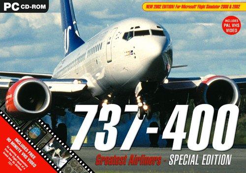 Flight Simulator - 737-400 Special Edition (Simulator-spiele Für Xbox 360)