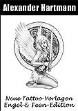 Neue Tattoo-Vorlagen - Engel/Feen-Edition
