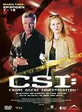 CSI: Crime Scene Investigation - Season 3.1 (3 DVD Digipack)