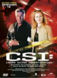 CSI: Crime Scene Investigation - Season 3.1 (3 DVD Digipack) - Richard Berg