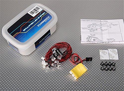 HobbyKing Turnigy R/C LED Lighting System / Input: - Hobbyking