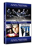Final Fantasy - 3 Movie Collection (3 Dvd) [Import italien]