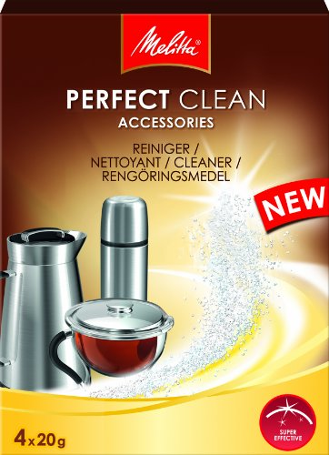 Melitta Perfect Clean 196265 Detergente per accessori