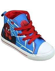Spiderman Basket montante Garçon Ultimate Spiderman