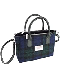 6437d8c9ce Genuine Harris Tweed Ladies Small Tote Bag Brora In Various Colours LB1228