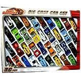 36 Voitures de course miniatures - Jouets Enfant Métal F1 - 015930 - Modèle aléatoire