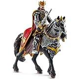 Schleich - 70115 - Figurine - Chevalier - Dragon Roi À Cheval