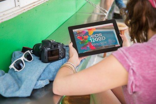 Kit Canon EOS 1200D
