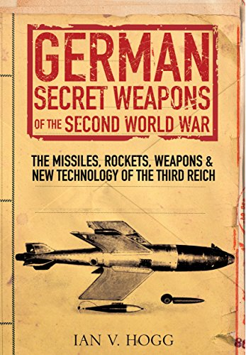 German Secret Weapons of World War II: The Missiles, Rockets, Weapons and New Technology of the Third Reich