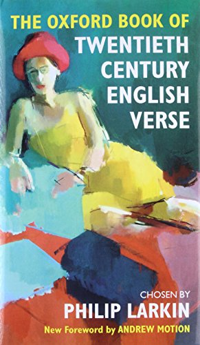 The Oxford Book of Twentieth Century English Verse (Oxford Books of Verse) thumbnail