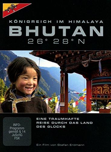 Preisvergleich Produktbild BHUTAN 26° 28° N - Königreich im Himalaya