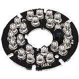 24 LED 90 Grados cámara CCTV Visión Nocturna IR Tabla Repuesto