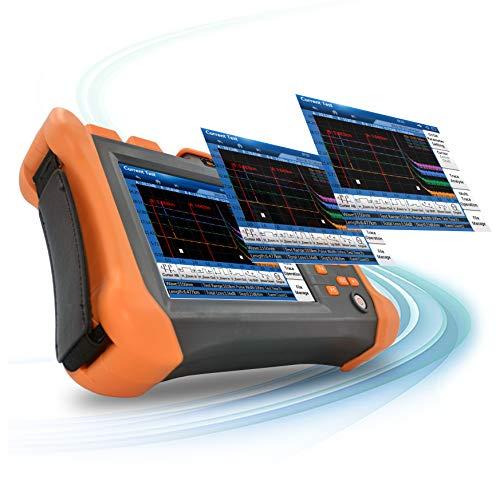 """SUWOLF 1310/1550nm 32/30dB OTDR Messgerät 5.6"""" Touchscreen 120KM(74,5 mi) Test Distanz LWL Messgerät FTTH Faseroptikkabel Tester Werkzeug OTDR Messung mit VFL (1310/1550nm 32/30dB OTDR)"""