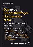 Image de Das neue Schornsteinfeger-Handwerksrecht: Praxis- und anwendungsorientierte Erläuterungen