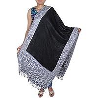 Accessorio di moda ragazze - indian paisley floreale sciarpa della