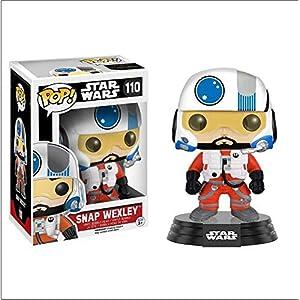 Funko Pop Snap Wexley (Star Wars 110) Funko Pop Star Wars