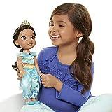 Disney Princess 78861-EU-6 Aladdin Jasmin Puppe, blau