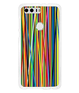 CRAZYMONK DIGITAL PRINTED BACK COVER FOR HUAWEI HONOR 8
