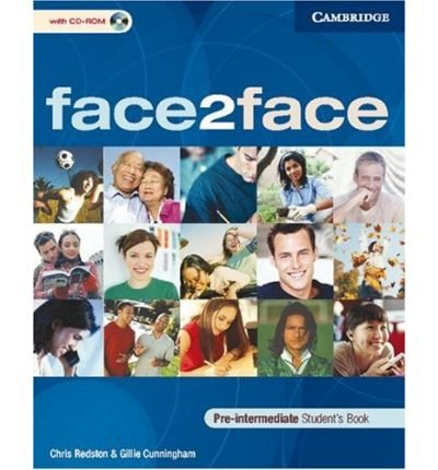 face2face. Pre-intermediate. Students Book. With CD-ROM: Level B1 (Paperback)(German / English) - Common