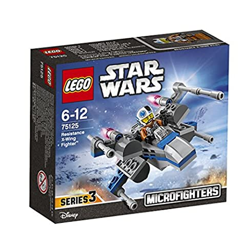 LEGO Star Wars 75125 - Resistance X-Wing Fighter (Lego Star Wars A Wing)