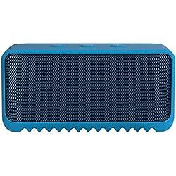 Jabra Solemate Mini - Enceinte Bluetooth Nomade NFC Antichoc - 3 Watts - Version EU - Bleu